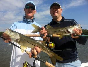Tournament fishing guide captain Wade Osborne