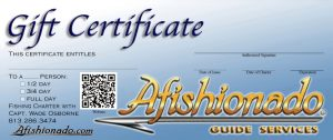 Gift certificates available for all occasions