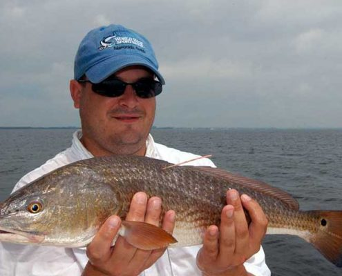 #RedfishFishingGuide