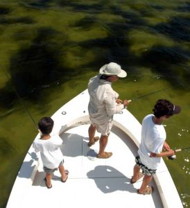 Family Fishing Tour Guide and Charter Fishing Boat Tampa Bay, Clearwater, St Pete