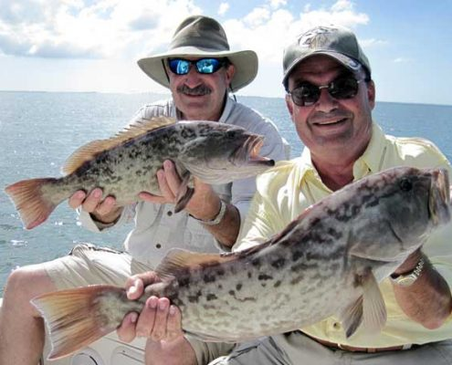 #TampaBayGagGrouperFishingCharters