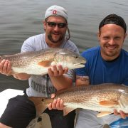 Tampa Bay Redfish Charter